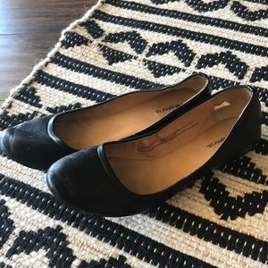 Mossimo Supply Co. Shoes - Black Slip On Shoes